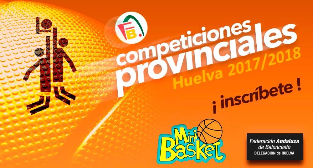 Últimos días para inscribirse en las categorías MINI A, MINI B y PREMINI, de Baloncesto