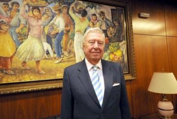Conferencia de José Luis García Palacios en la Fundación Flores Jimeno