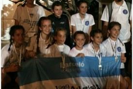 El Ciudad de Lepe en el Campeonato de Andalucía de Clubes Infantil y Alevín