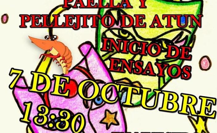 "Pistoletazo Carnavalero en Isla Cristina del ""Coro Broadway"""
