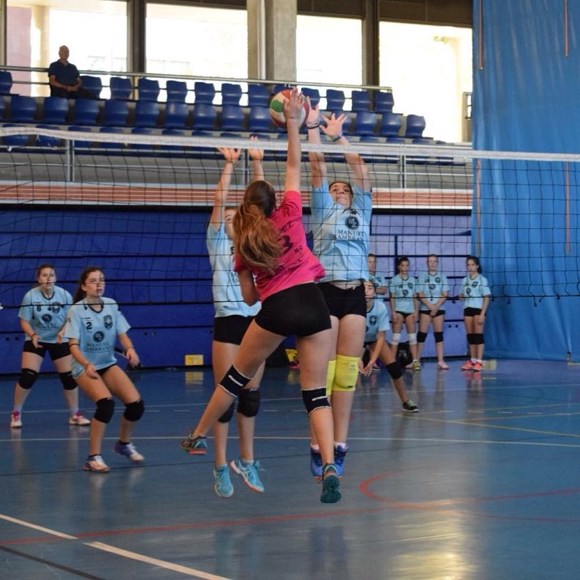 Nuevo reto para las Cadetes del Voleibol Isla Cristina en Huelva