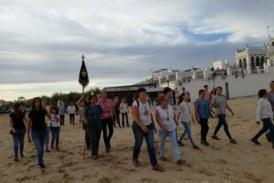 Con el camino chico, Isla Cristina llega hasta el Santuario de la Virgen del Rocío
