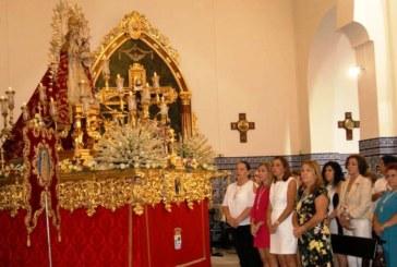 Isla Cristina celebra el día de su Patrona la Virgen del Rosario