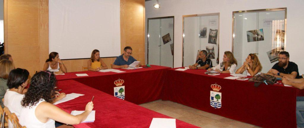 Celebrado en Isla Cristina el primer Consejo Escolar Municipal del Curso Escolar