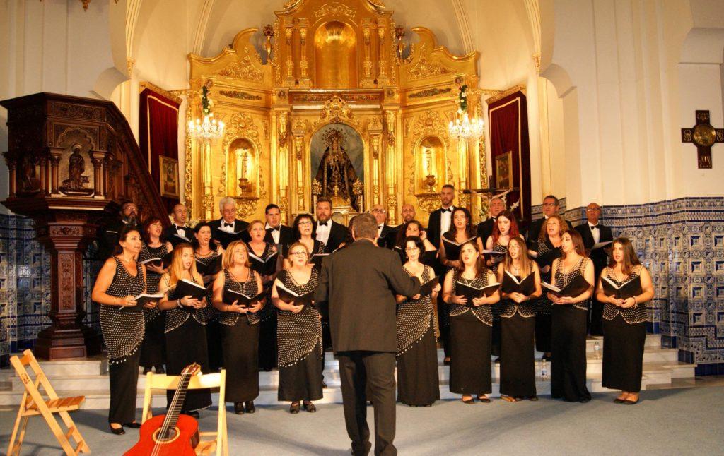 Se inaugura con gran éxito el XXXI Festival Coral del Atlántico en Isla Cristina