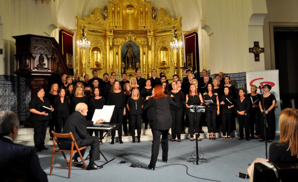 La Coral Polifónica Isla Cristina actuará en Haro, La Rioja