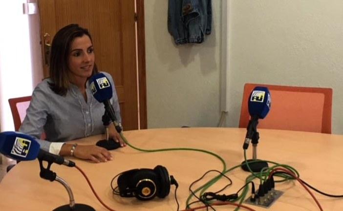 La Delegada de Festejos isleña María del Carmen Beltrán, adelanta las novedades en la Navidad 2017