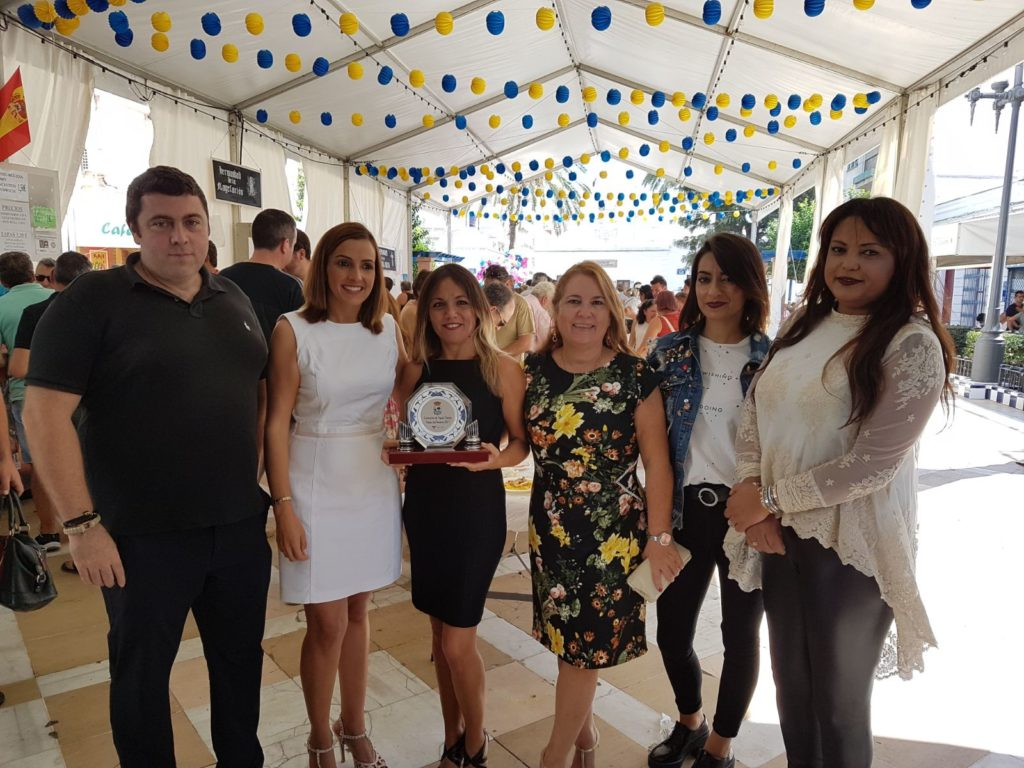 La Hdad. de la Flagelación gana el Concurso de Tapas Típicas Isleñas