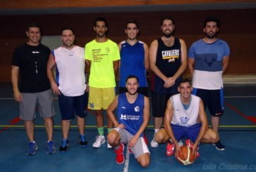 Debut del Club Baloncesto La Higuerita en Lepe