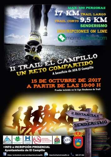 Trail El Campillo «Un Reto Compartido»