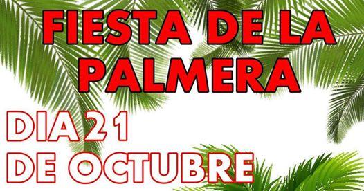 "Isla Cristina acoge la ""II Fiesta de la Palmera"""