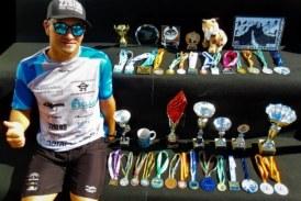 Rubén Gutiérrez hace balance de su larga y exitosa temporada de natación
