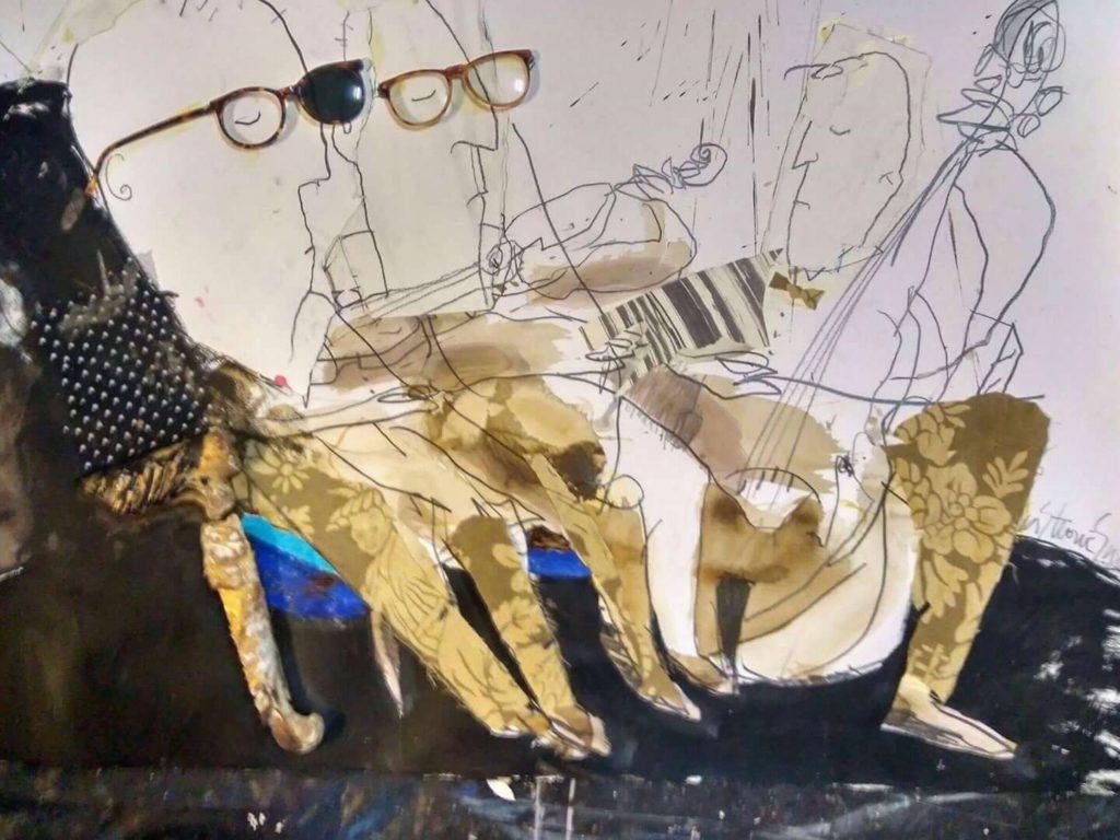 Éxito de la participación onubense en la I Bienal Internacional de Pintura de México