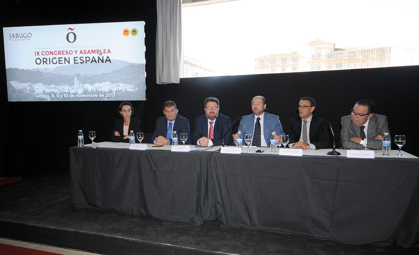 Con el Congreso de Origen España la DOP Jabugo Corona un Año Histórico