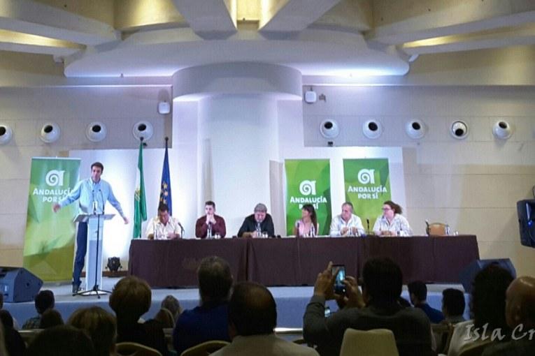 "Andalucía Por Sí se reafirma como ""herramienta útil y alternativa política andaluza"