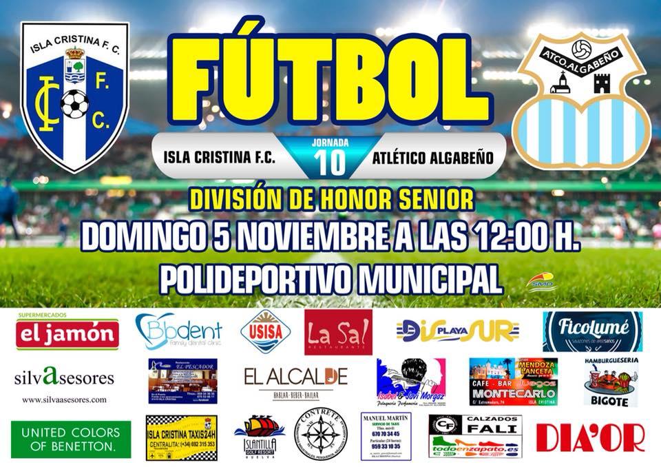 Partidazo de fútbol este domingo en el Municipal Isleño