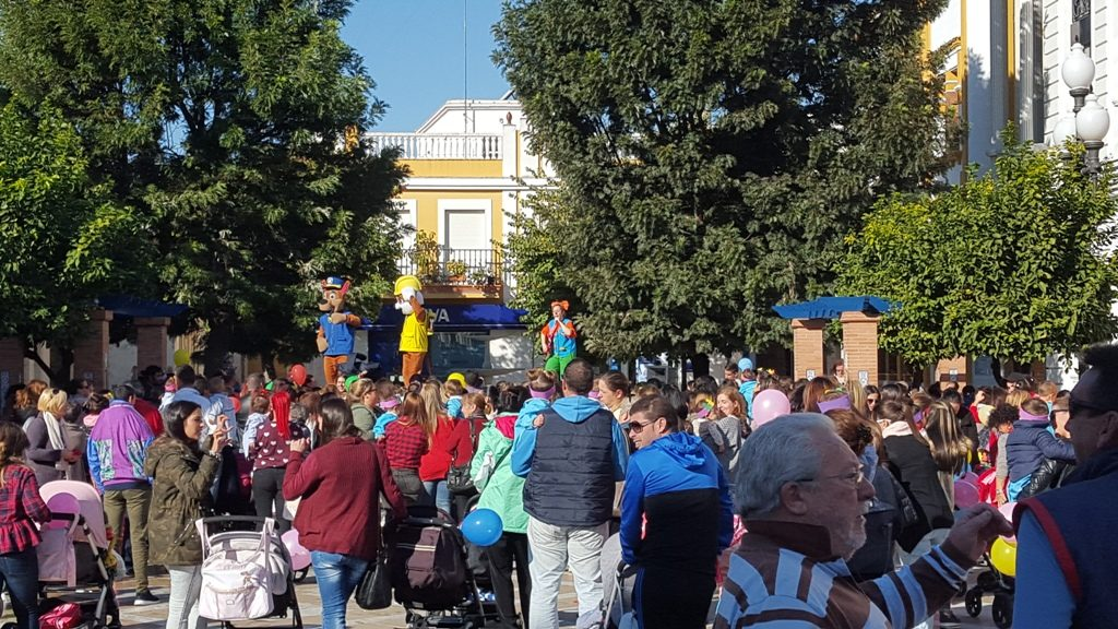 Las escuelas infantiles y ayuntamiento de Isla cristina celebran el Día del Niño