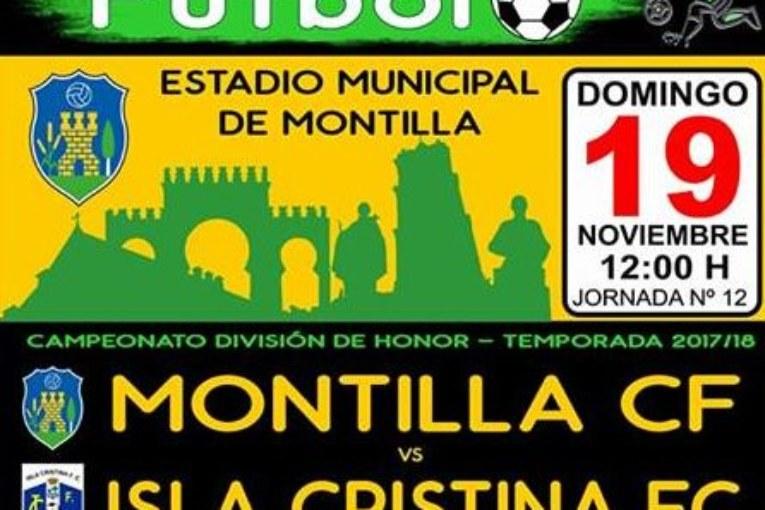 El Isla Cristina a por la victoria en Montilla