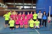 Mala jornada para nuestras chicas del Voleibol Isla Cristina Vic