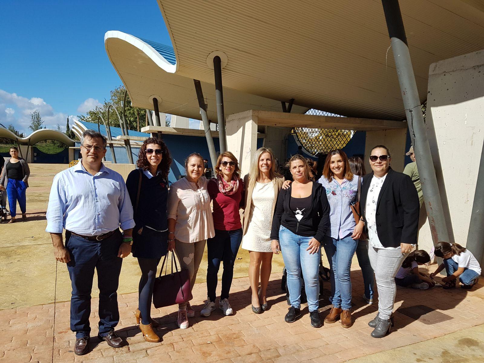 Celebrado en Isla Cristina el concierto solidario a beneficio de la joven isleña Judith Fragoso