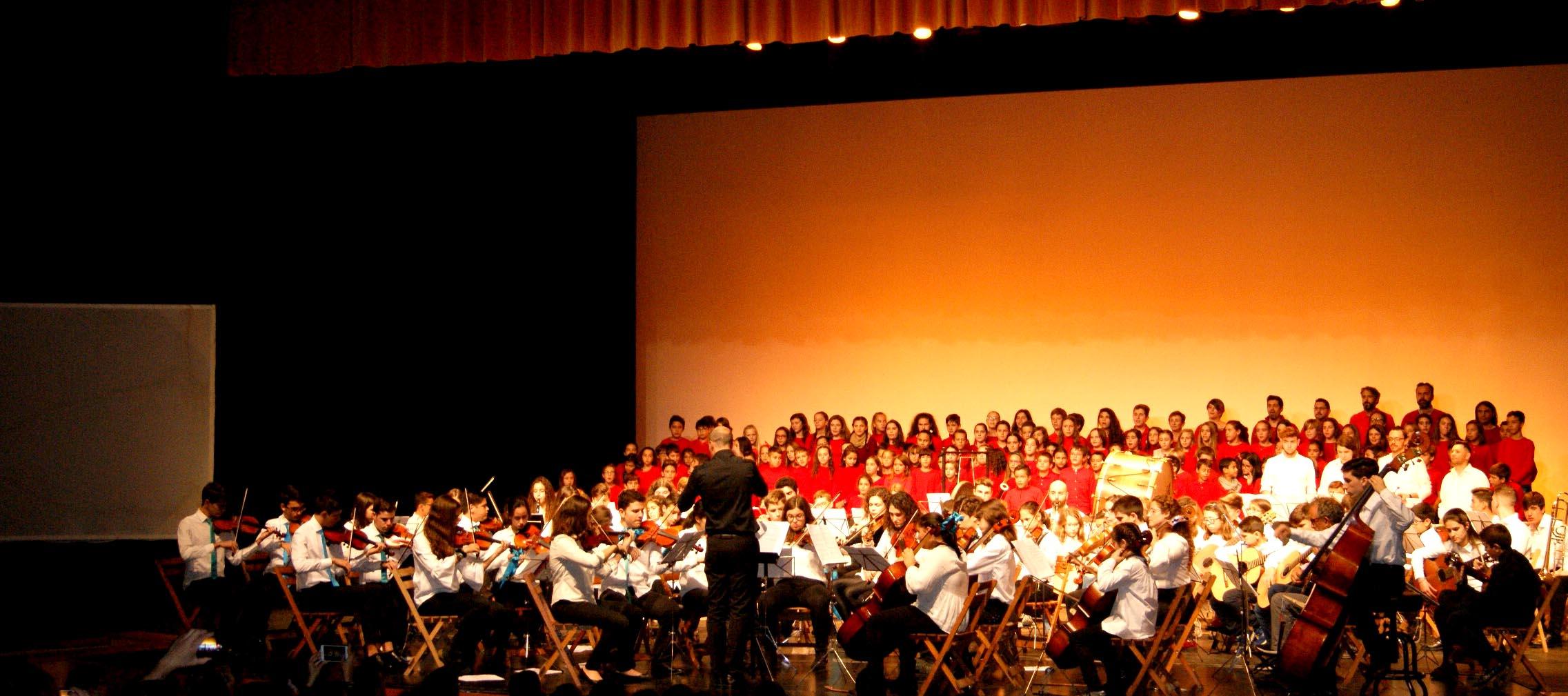 Se celebra en Isla Cristina el XI Encuentro Provincial de Conservatorios de Música