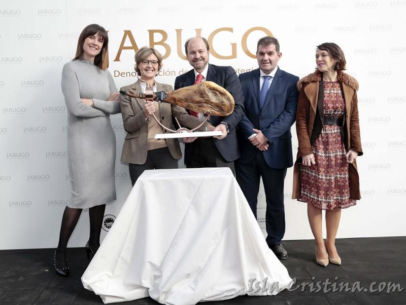 La DOP Jabugo se Presenta en Madrid