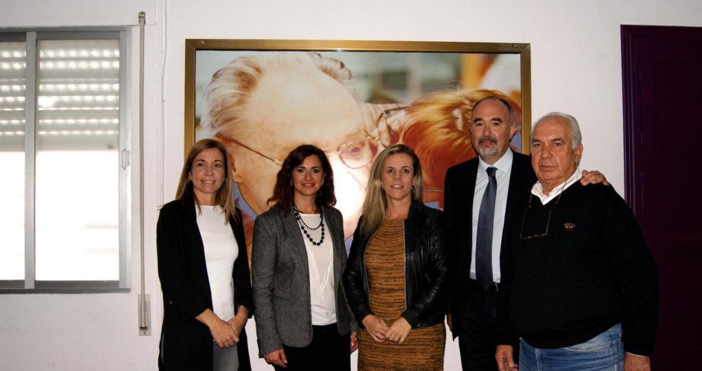 ASOIFAL recibe una subvención en Isla Cristina de La Obra Social La Caixa