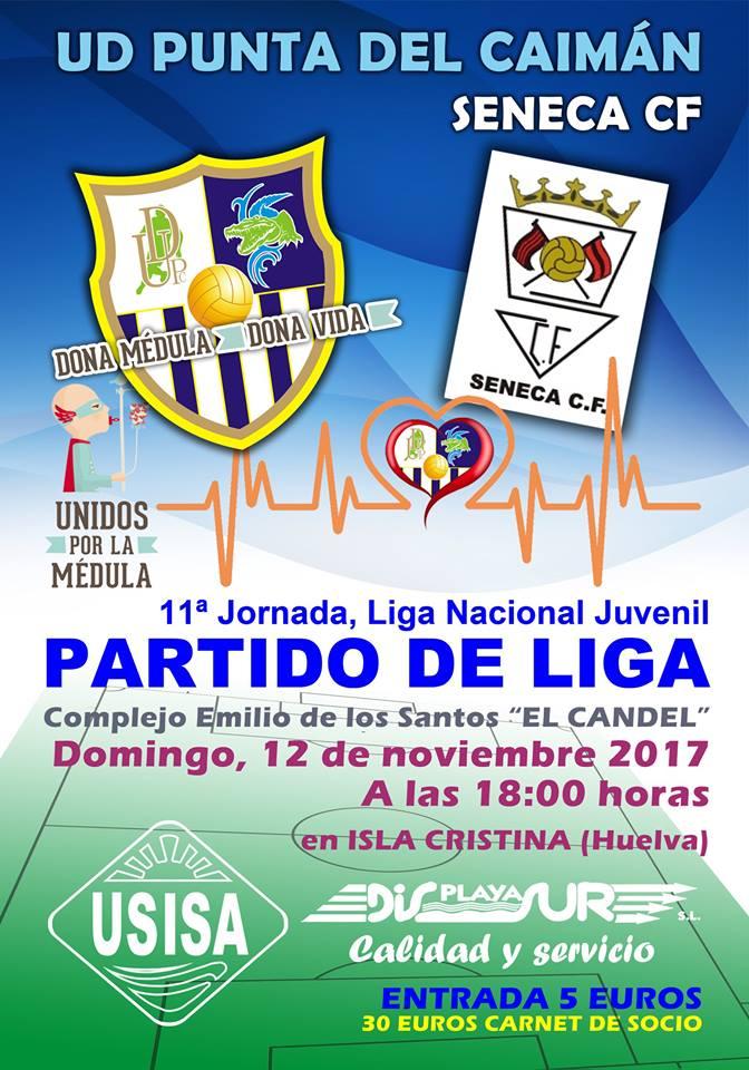 """Punta del Caimán vs Séneca """"Nada es Imposible en Isla Cristina"""""""