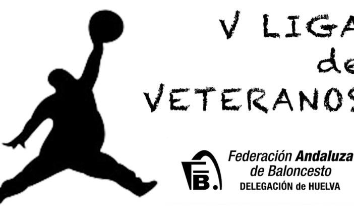 Convocada la V Liga de Veteranos de FAB Huelva