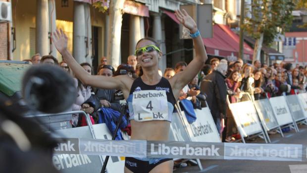 Laura García-Caro gana el Trofeo Espada Toledana