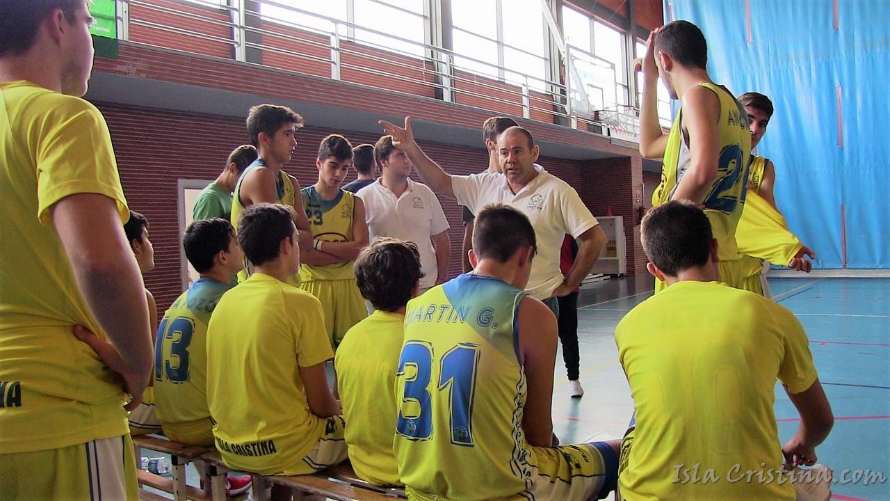 Mañana comienza otra nueva y apasionante jornada de baloncesto para nuestra cantera