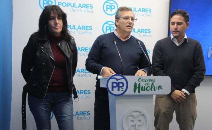 El PP de Isla Cristina pide a PSOE y PA que readmitan a los despedidos por el ERE en la anterior legislatura