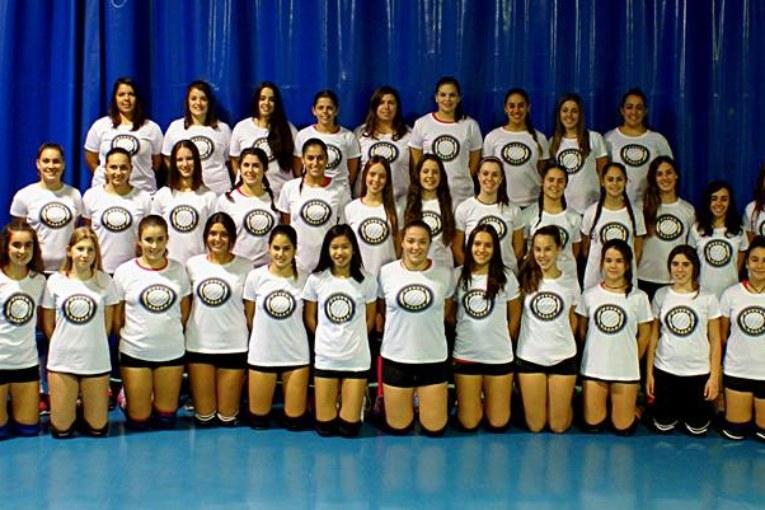 Debut en casa del Juvenil Voleibol Isla Cristina Vic