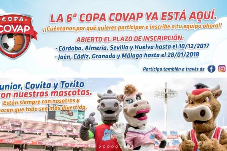 Bonares será la sede en Huelva de la 6ª edición de la Copa COVAP