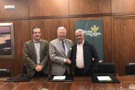 Convenio de colaboración entre Fundación Caja Rural del Sur y Freshuelva