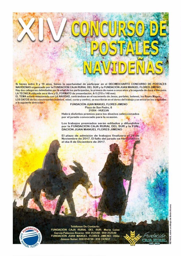 Entrega de los premios del «XIV Concurso de Postales Navideñas»