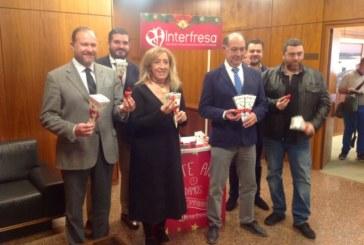 Interfresa espera conseguir mayor aportación económica para AECC con las 'Campanadas con fresas'