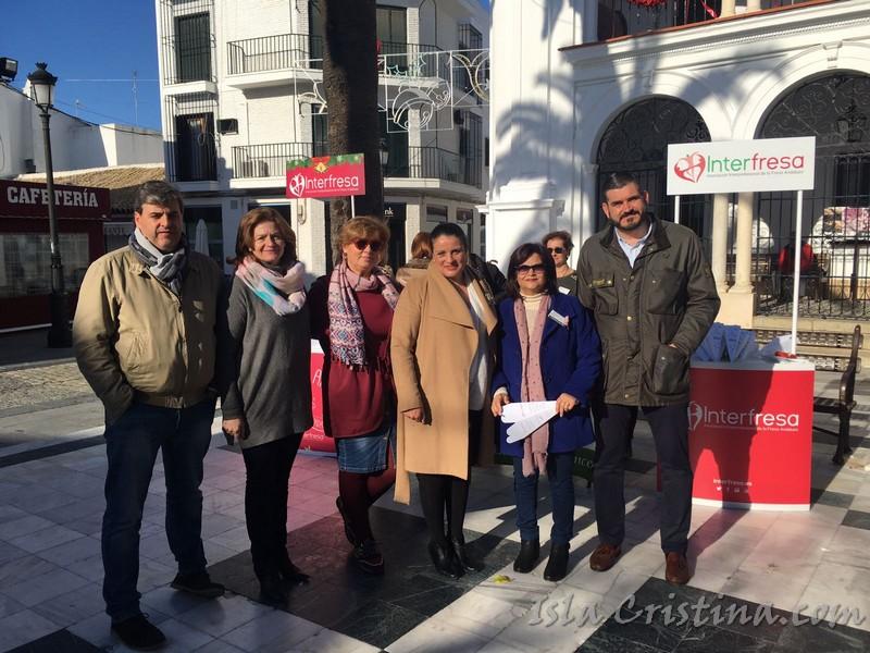 Los cartuchos de Interfresa para las 'Campanadas con fresas' se reparten el domingo en La Redondela