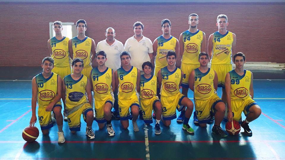 Pleno de victorias de los equipos del CB Isla Cristina
