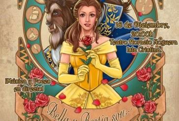 """El Musical """"Qué festín, Bella y Bestia son"""", el 16 de diciembre en Isla Cristina"""