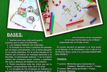 Bases del Concurso de Christmas Navideños de la Barriada isleña de Punta del Caimán