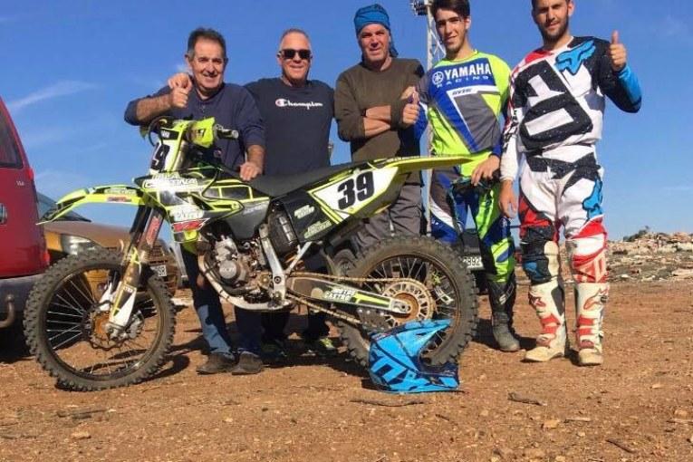 """El Team 39 motos Castro. """"Un equipo Campeón"""""""