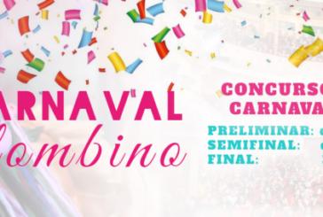 Agrupaciones de Isla Cristina Participan en el concurso de agrupaciones del Carnaval Colombino 2018