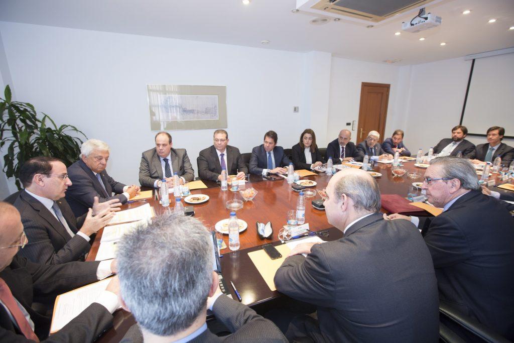 GÁRANTÍA, celebra su primer consejo de administración con el reto de impulsar el crédito entre pymes y autónomos andaluces