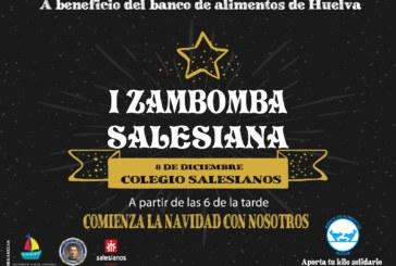 Salesianos Celebra la Navidad con una Zambomba Solidaria con Recogida de Alimentos