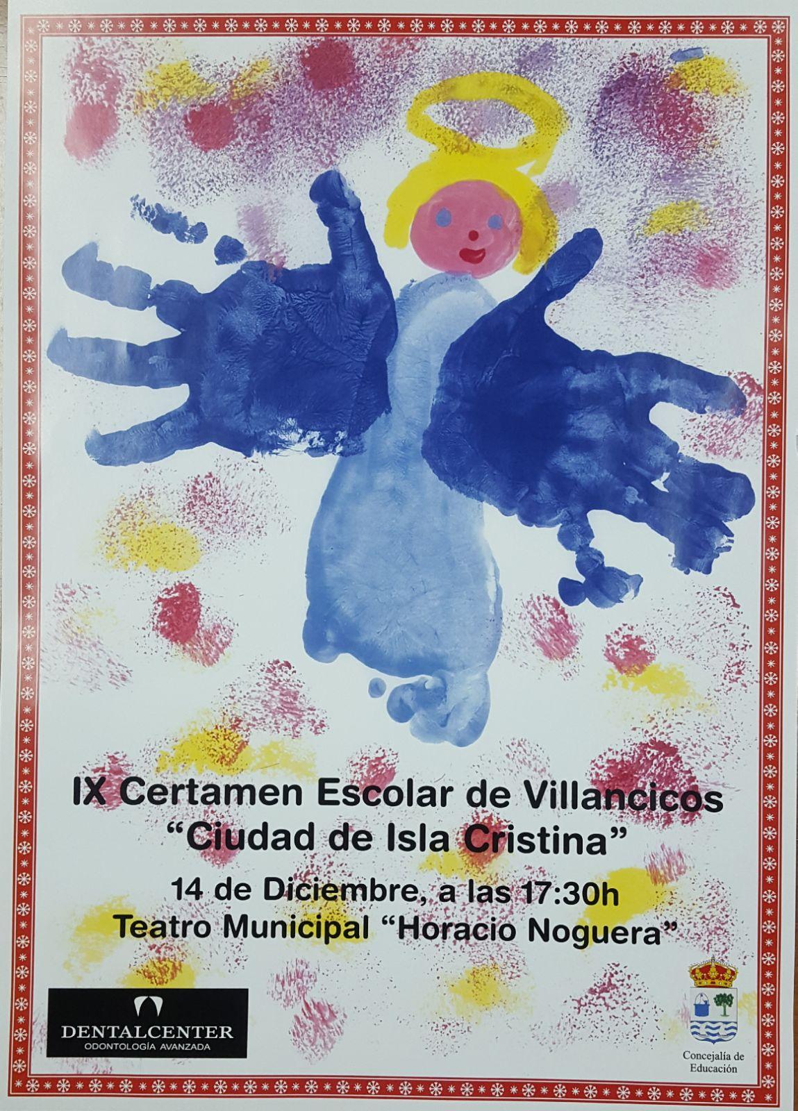 Isla Cristina acoge este jueves el IX Certamen Escolar de Villancicos «Ciudad de Isla Cristina»