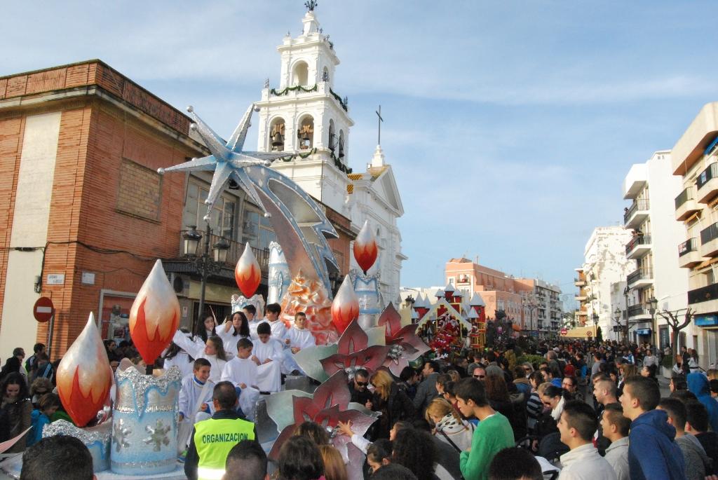 Isla Cristina ya tiene Reyes Magos para la cabalgata 2018