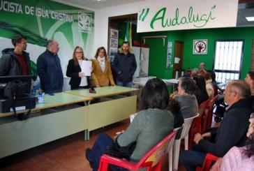 Los Andalucistas Isleños vuelven a reunirse para conmemorar el 4 de diciembre de 1977