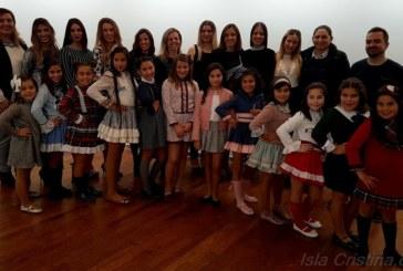 Presentadas las Cortes de Honor del Carnaval de Isla Cristina 2018.