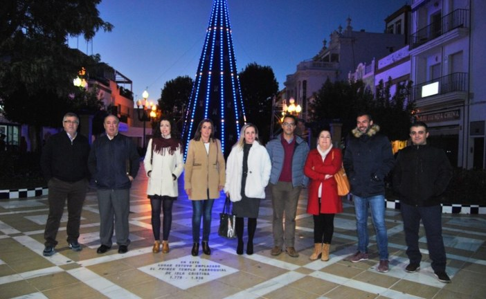La Navidad de Isla Cristina Celebrará más de Medio Centenar de A ctividades